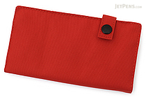 Lihit Lab Smart Fit Pen Case - Orange - LIHIT LAB A-7585-4