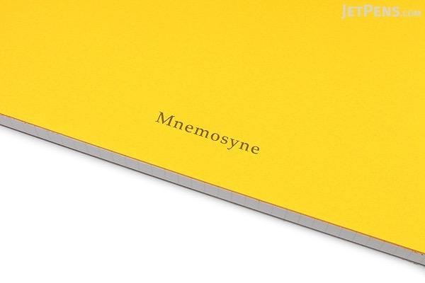 Maruman Mnemosyne N187A Project Notepad - A4 - 5 mm Graph - MARUMAN N187A