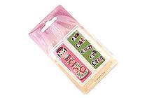 Kurochiku Magnetic Bookmark - Kokeshi (Doll) - KUROCHIKU 71409702