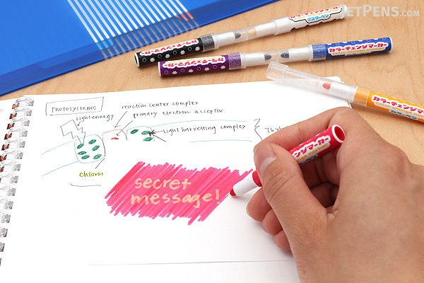 Epoch Kobaru Color Changing Markers - 6 Pen Set - EPOCH CHEMICAL 410-240