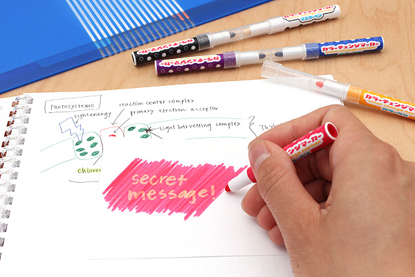 Epoch Kobaru Color Changing Markers
