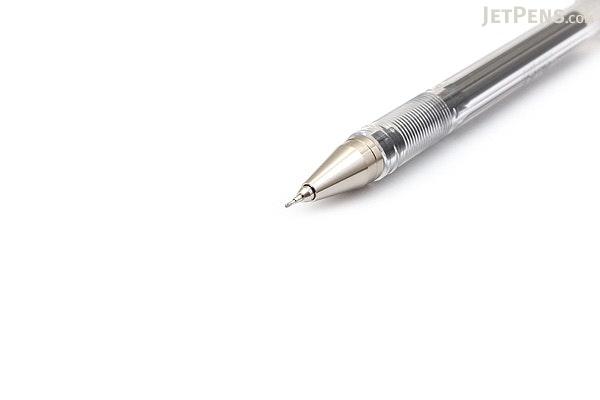Pilot G-Tec-C Gel Pen - 0.4 mm - Black - PILOT GTC4-BLK