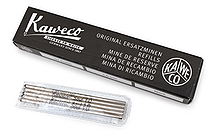 Kaweco Soul D1 Ballpoint Pen Refill - 1.0 mm - Black - Pack of 5 - KAWECO 10000371