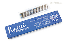 Kaweco Soul D1 Ballpoint Pen Refill - 1.2 mm - Blue - Pack of 5 - KAWECO 10000369