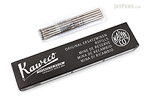 Kaweco Soul D1 Ballpoint Pen Refill - 1.2 mm - Black - Pack of 5 - KAWECO 10000372