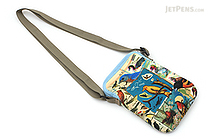 ArtBird Strappy-Go-Lucky Crossbody Sling Bag - Small - Birds - ARTBIRD C042