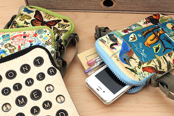 ArtBird Strappy-Go-Lucky Crossbody Sling Bags