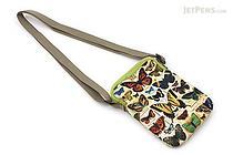 ArtBird Strappy-Go-Lucky Crossbody Sling Bag - Small - Butterflies - ARTBIRD C043