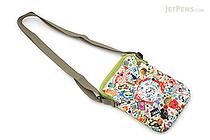 ArtBird Strappy-Go-Lucky Crossbody Sling Bag - Small - Collagio - ARTBIRD C044