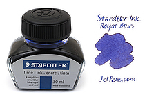 Staedtler Royal Blue Ink - 30 ml Bottle - STAEDTLER 9PIB30-3