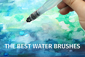 Guide to Water Brushes
