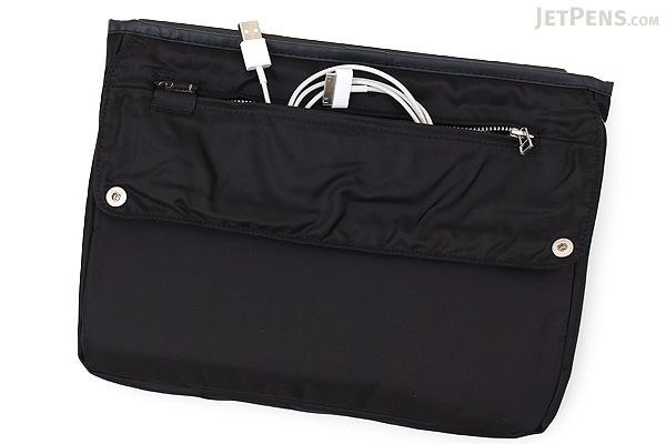 Kokuyo Bizrack Bag in Bag - B5 - Black - KOKUYO KAHA-BR12D