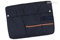 Kokuyo Bizrack Bag in Bag - A4 - Navy - KOKUYO KAHA-BR11B
