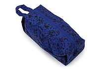 BAGGU 3D Zip Bag - Small - Blue Static - BAGGU 3D ZIP S BS