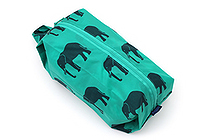 BAGGU 3D Zip Bag - Small - Elephant Jade - BAGGU 3D ZIP S EJ