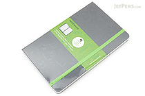 Moleskine Evernote Classic Notebook - Large - Graph - Gray - MOLESKINE 8051272892284