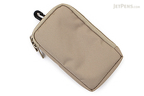Lihit Lab Smart Fit Mobile Pouch - Beige - LIHIT LAB A-7584-16