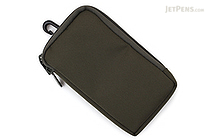 Lihit Lab Smart Fit Mobile Pouch - Olive - LIHIT LAB A-7584-22