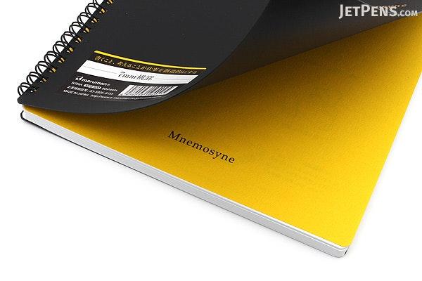 Maruman Mnemosyne N194A Special Memo Notepad - B5 - 7 mm Rule - MARUMAN N194A