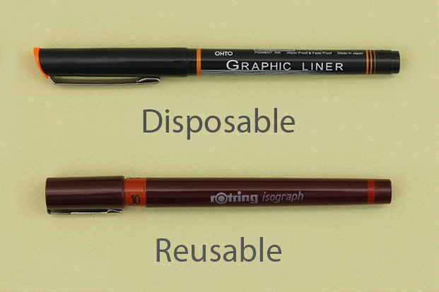 Disposable vs. Reusable