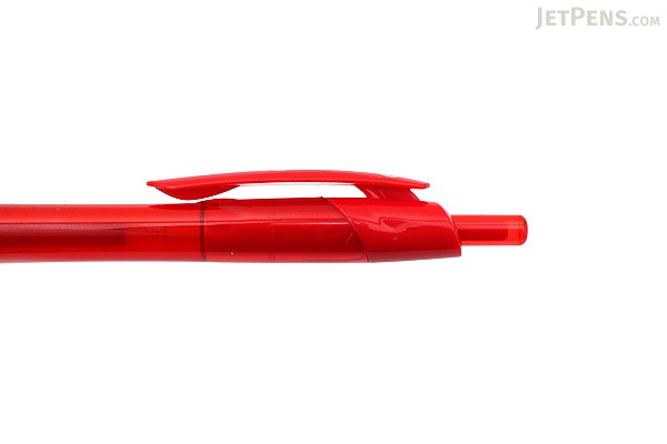 Dong-A Cronix Ballpoint Pen with Hybrid Ink - 1.0 mm - Red Ink - DONGA CRONIX 10 RD