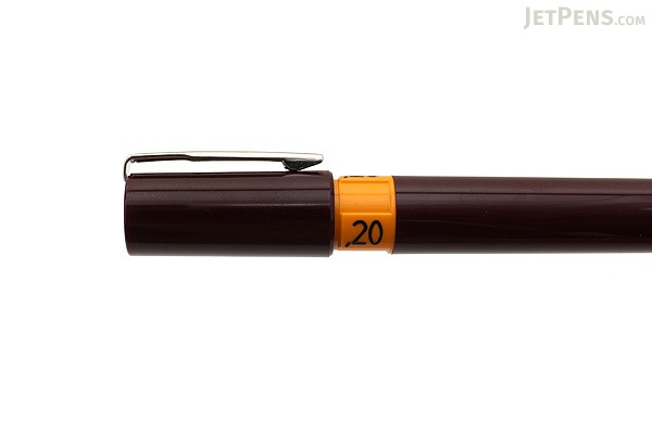 Rotring Isograph Pen - 0.2 mm - ROTRING 1903397