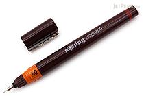 Rotring Isograph Pen - 0.4 mm - ROTRING 1903491