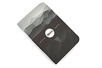 "Word Notebooks - Black Mountain - 3.5"" x 5.5"" - Pack of 3 - WORD NOTEBOOKS W-BLACKMOUNTAIN"