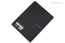Maruman Mnemosyne N199A Special Memo Notepad - A4 - 7 mm Rule - MARUMAN N199A
