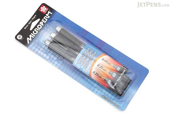 Sakura Microperm Pen - Set of 3 - SAKURA 34061