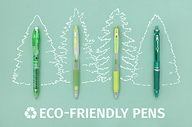 Eco-Friendly Pens