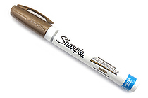 Sharpie Water-Based Paint Marker - Fine Point - Gold - SANFORD 35587
