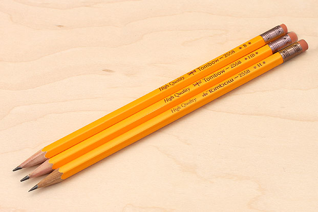 Picking The Perfect Pencil Hardness Grade