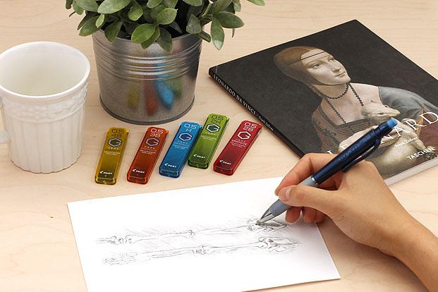 Mechanical Pencil Lead Grades