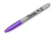 Sharpie Electro Pop Permanent Marker - Fine Point - Ultra Violet - SANFORD 1927342