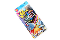 Mr. Sketch Scented Washable Markers - Movie Night - Stix - 6 Color Set - SANFORD 1924301
