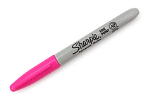 Sharpie Permanent Marker - Fine Point - Magenta - SANFORD 32081