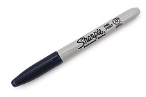 Sharpie Permanent Marker - Fine Point - Navy - SANFORD 1769173