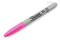 Sharpie 80's Glam Permanent Marker - Fine Point - Jellie Pink - SHARPIE 1785392
