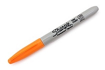 Sharpie 80's Glam Permanent Marker - Fine Point - Leg Warmer Orange - SANFORD 1785393