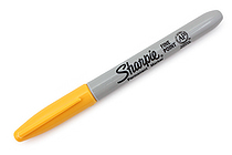Sharpie 80's Glam Permanent Marker - Fine Point - Banana Clip Yellow - SANFORD 1785395