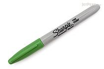 Sharpie 80's Glam Permanent Marker - Fine Point - Argyle Green - SHARPIE 1785396