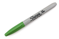 Sharpie 80's Glam Permanent Marker - Fine Point - Argyle Green - SANFORD 1785396