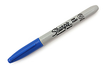 Sharpie Permanent Marker - Fine Point - Blue - SANFORD 30063
