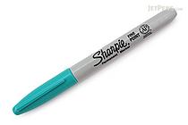 Sharpie Permanent Marker - Fine Point - Aqua - SHARPIE 30127