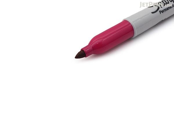 Sharpie Permanent Marker - Fine Point - Berry - SHARPIE 30128