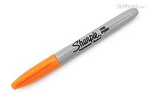 Sharpie Permanent Marker - Fine Point - Tangerine - SHARPIE 32082