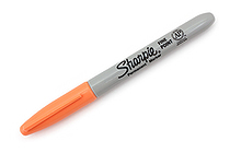 Sharpie Permanent Marker - Fine Point - Peach - SHARPIE 32086