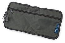 Cubix Round Zip Pen Case - Moss Green - CUBIX 106157-28-80