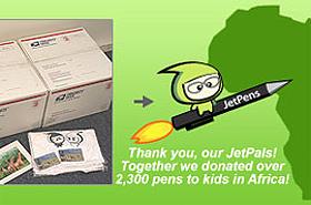 JetPens Penefit Get $25, Give $25 - Giveaway #5